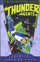 DC Archives Edition Thunder Agents Vol 4 HC 2004 NM Wood Adkins Skeates ... - $51.32