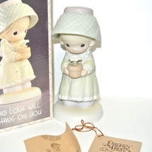 Precious Moments 522376 His Love Will Shine On You 1989 Bow & Arrow - $9.75