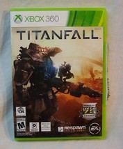 TITANFALL Microsoft Xbox 360 VIDEO GAME - $14.85