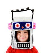 ROBOTMAN KID'S HEADWEAR HAT ONE SIZE-FUN@HALLOWEEN! - £19.41 GBP
