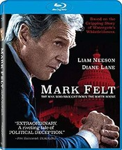 Mark Felt: The Man Who Brought Down The White House (Blu-ray)