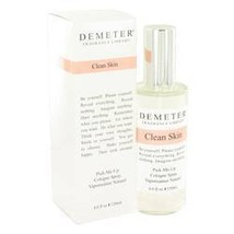 Demeter Clean Skin Perfume By Demeter 4 oz Cologne Spray For Women - $31.92