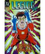 L.E.G.I.O.N. '92 No. 44 Brain-Spawn Comic Legio... - $4.00