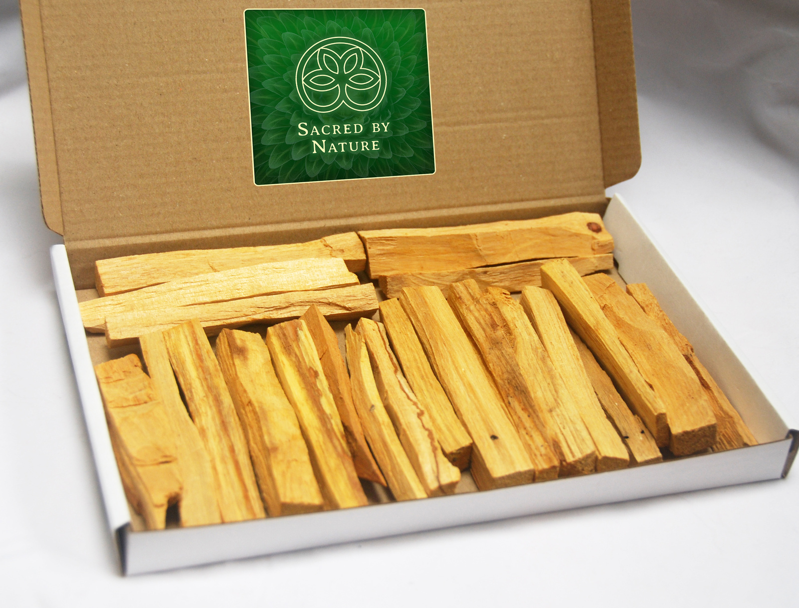 Primary image for Palo Santo Sticks 150g (+-20 sticks) Premium Grade ~ Sustainably Sourced Peru