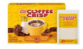 Nestle Carnation Hot Chocolate Coffee Crisp 8x25g pouches CANADA - $11.87