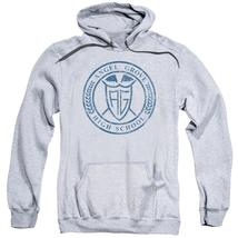 Power Rangers - Angel Grove Hs Adult Pull Over Hoodie Officially Licensed Appare - $34.99+