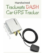 Hardwired Trackmate DASH 2.1- 3G  Car - Boat GPS Tracker  All Connection... - $89.09