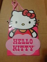 Hello Kitty Sanrio American Greetings Gift Bag Pink - $3.34