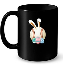Baseball Easter Ceramic Mug Funny for Boy Girl Women Men - $13.99+
