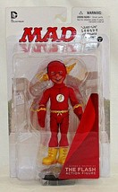 Flash DC Collectibles MAD Just Us League Of Stupid Heroes Action Figure ... - $18.76