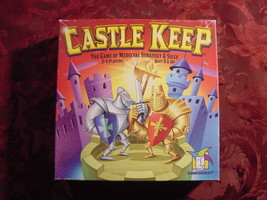 CASTLE KEEP GameWright Board Game Medieval Strategy - $13.40