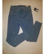 NWT Universal Thread Women's High-Rise Slim Leg Skinny Jeans Blue Wash S... - $19.99