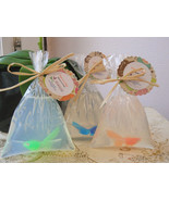 Fish in a Bag Glycerin Soap, Childrens Soap, Teen Soap, Novelty Soap, Ch... - $8.47