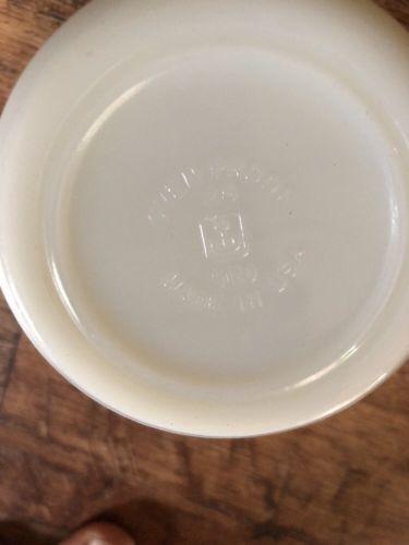 Vintage Alcoa Plant Milk Glass Mug Cup and 50 similar items