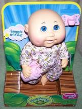 "6b229e322b198 Cabbage Patch Kids SNUGGLE TIME Newborn Baby Doll 9""H SERENA GINNY Jan  28th -"