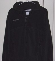 Columbia Mens Medium Zipper Front Long Sleeve Jacket - $17.96