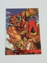 PUMA / 1995 Fleer Flair Marvel Annual BASE Trading Card #63 - $3.44