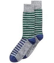 Alfani Men's Striped Socks (Forest Navy, ONE SIZE) - $9.45