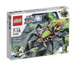 LEGO Galaxy Squad 70706 Crater Creeper - $24.73