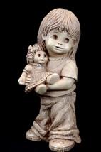 """FannyKins """"My Dolly"""" by Bill Mack Solar Studios 1985 Little Girl w Her D... - $24.18"""