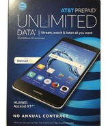 """NEW Huawei Ascend XT2 5.5"""" 16GB - Prepaid AT&T SMARTPHONE - Silver - $89.97"""