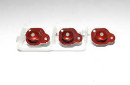 GE Profile Dryer : Control 3 Button Cluster : Red (WE1M786) {P3987} - $19.79