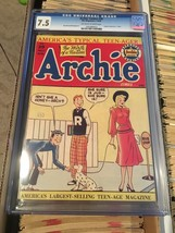 Archie Comics #39 CGC 7.5 Super High Grade Scarce - $1,199.50