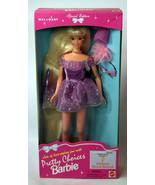 Mattel BARBIE Girls Doll NIB Pretty Choices Hair-Styling Fun Sparkly Crown - $18.99