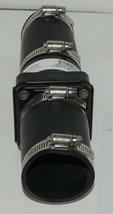 American Granby Inc SPCV200 2 Inch Dual Straight Boot Sump Pump Check Valve image 1