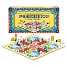 Parcheesi New Royal Edition Board Game - $44.21