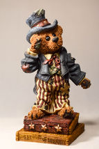 Boyds Bears: Uncle Elliot - The Head Bean Wants You - 195962 - Special Edition image 3