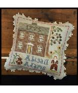 Abigail Adams #7 The Early Americans Series cross stitch Little House Ne... - $5.40