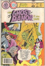 Ghost Manor Comic 2nd Series #49, Charlton Comics 1980 FINE+ - $7.14