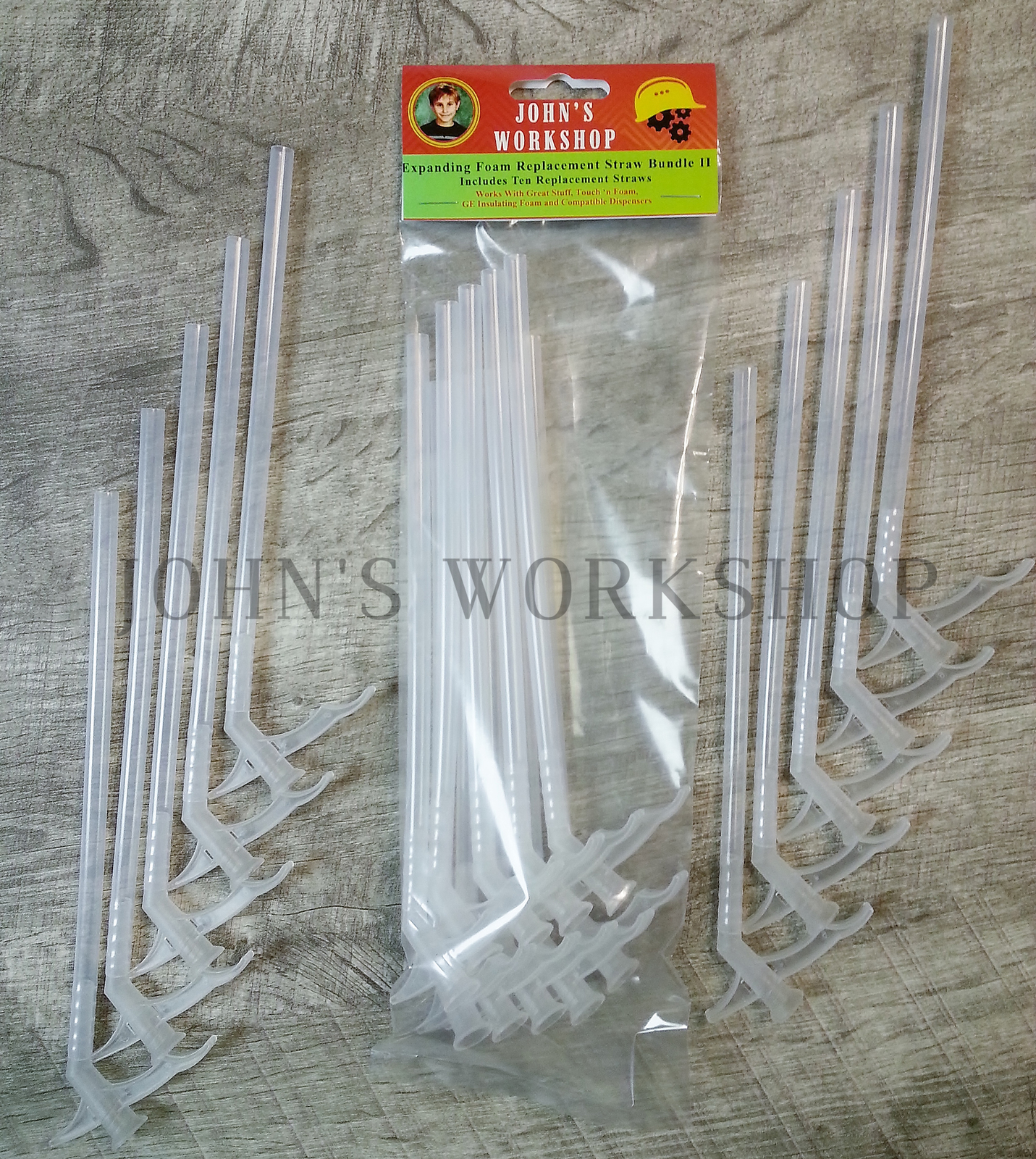 "Great Stuff Foam Nozzle Expanding Insulation 20/"" /'Long Reach/' Straw"