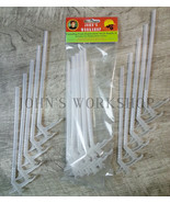 10 Expanding Insulation Straws - Great Stuff Foam Dispenser Replacement ... - $10.19