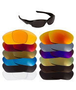 Replacement Lenses for Oakley Straight Jacket Sunglass Anti-Scratch Multi-Color - $6.92