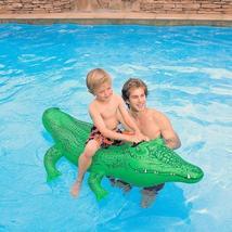 Inflatable pool figure Intex Crocodile (168 X 86 cm) - $37.90