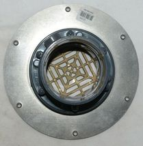Sioux Chief Halo Adjustable Floor Drain With Deck Flange  Hub Connection image 5