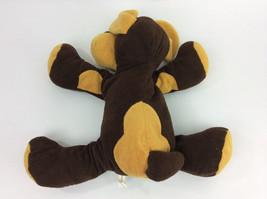 "Animal Adventure Puppy Dog Brown Tan Floppy 16"" Plush Stuffed Animal 2009 - $20.31"