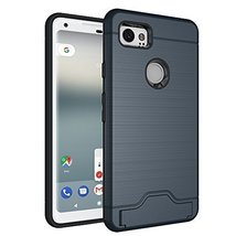 Pixel 2 XL Case,XYX [Heavy Duty] Hard PC and Soft TPU Rugged Dual Layer ... - $3.95