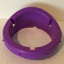 Evenflo Exersaucer Triple Fun Fish Pond Plastic Seat Base Ring Replacement Part - $9.99