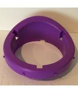 Evenflo Exersaucer Triple Fun Fish Pond Plastic Seat Base Ring Replaceme... - $9.99