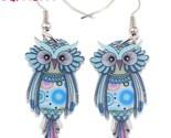 Rings acrylic long big dangle earrings 2016 news spring summer girls women jewelry thumb155 crop