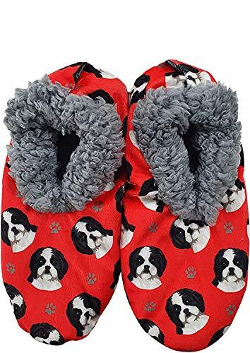 Primary image for Shih Tzu Super Soft Women's Slippers #21