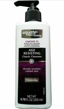 Equate Age Resisting Classic Cleanser 6.78oz Compare To Olay Defying Beauty Skin - $7.89