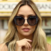 Fashion Sexy Cat Eye Sunglasses Tortoise Frame Shades Sunglasses Women V... - $33.30