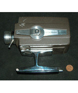 Bell & Howell Optronic Eye Perpetua Drive Super 8 Windup Movie Camera Un... - $17.80