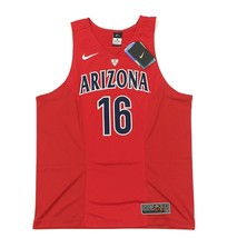New Authentic Nike Elite Arizona Wildcats Basketball Jersey Sz XL Men's Stitched - $49.99