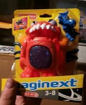 Imaginext ALIEN INVASION MAN EATING MONSTER RED Figure - $35.99
