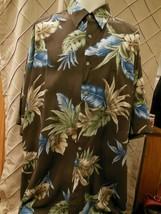 NWT Campia Moda Sport Hawaiian Style Floral Shirt Men's XXL 100% Rayon K... - $13.85